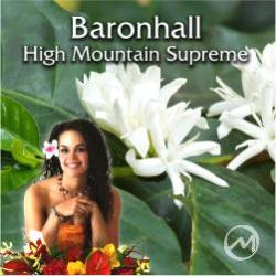 Jamaica High Mountain Supreme Baronhall Estate