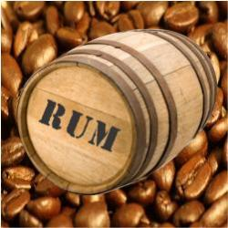 Jamaican Rum Flavored Blue Mountain Coffee Blend