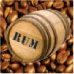 Jamaican Rum Flavored Blue Mountain Coffee