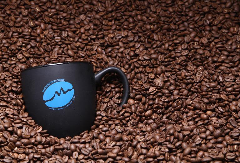 Blue Mountain Coffee Mugs