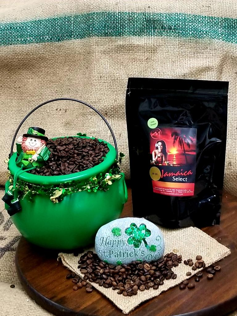 Blue Mountain Coffee Exclusive 'Jamaica Select' Flavored Coffee