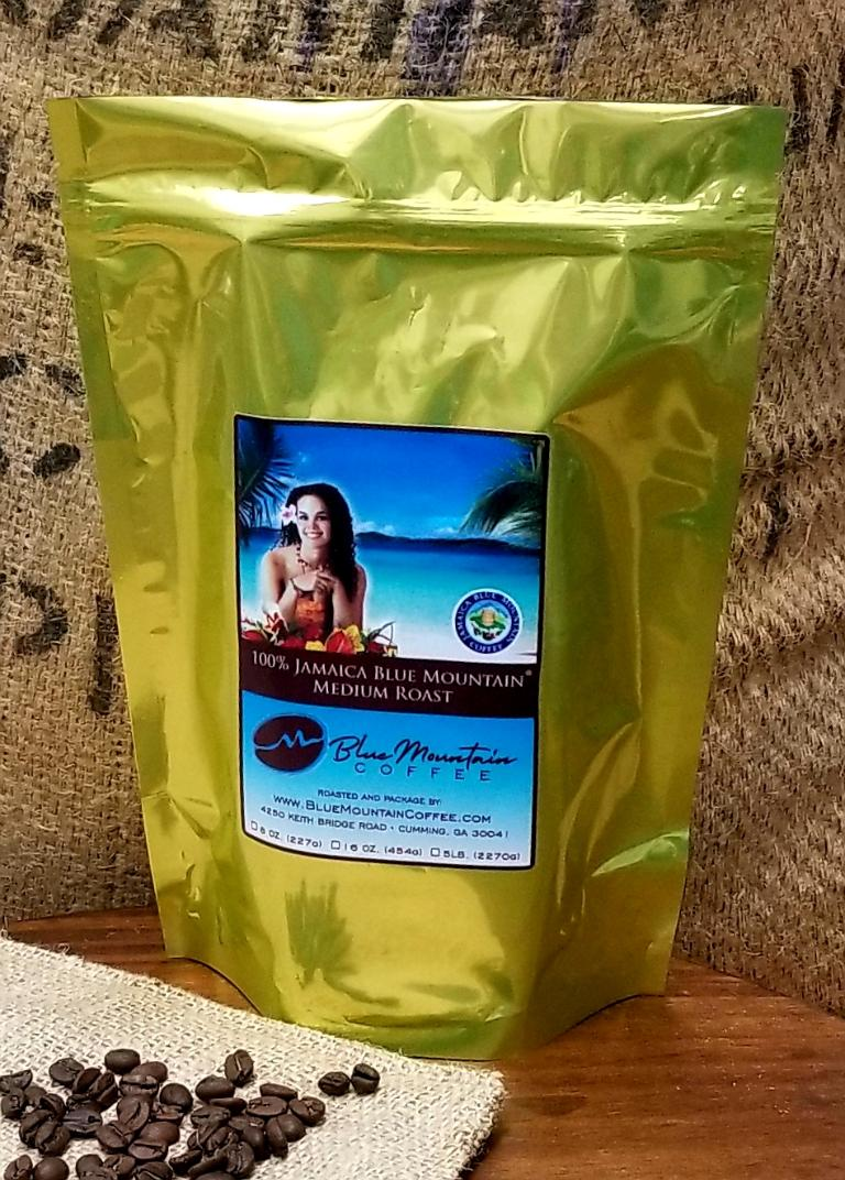 Mavis Bank 100% Blue Mountain Medium Roast Coffee