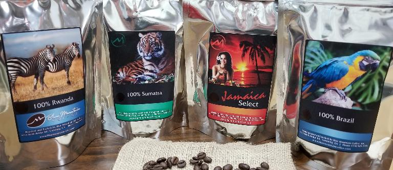 World Coffee Sample Pack