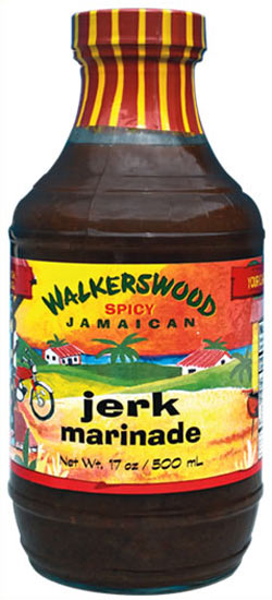 Traditional Jerk Marinade