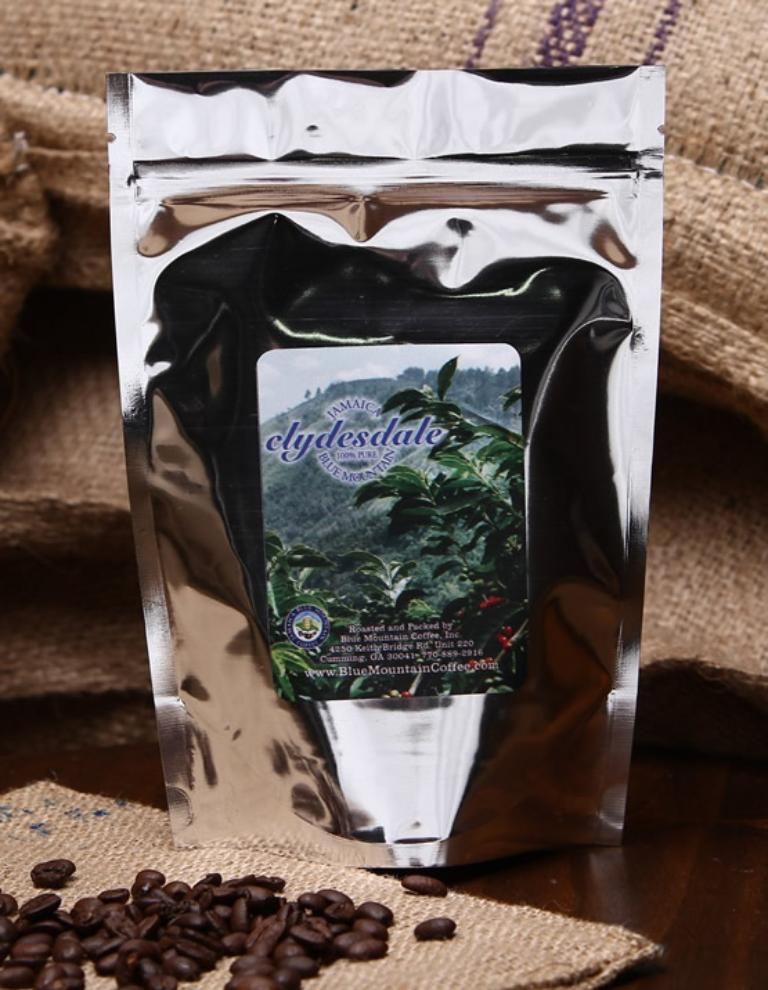 Clydesdale 100% Jamaica Blue Mountain Coffee