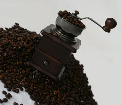 Peaberry Espresso Coffee