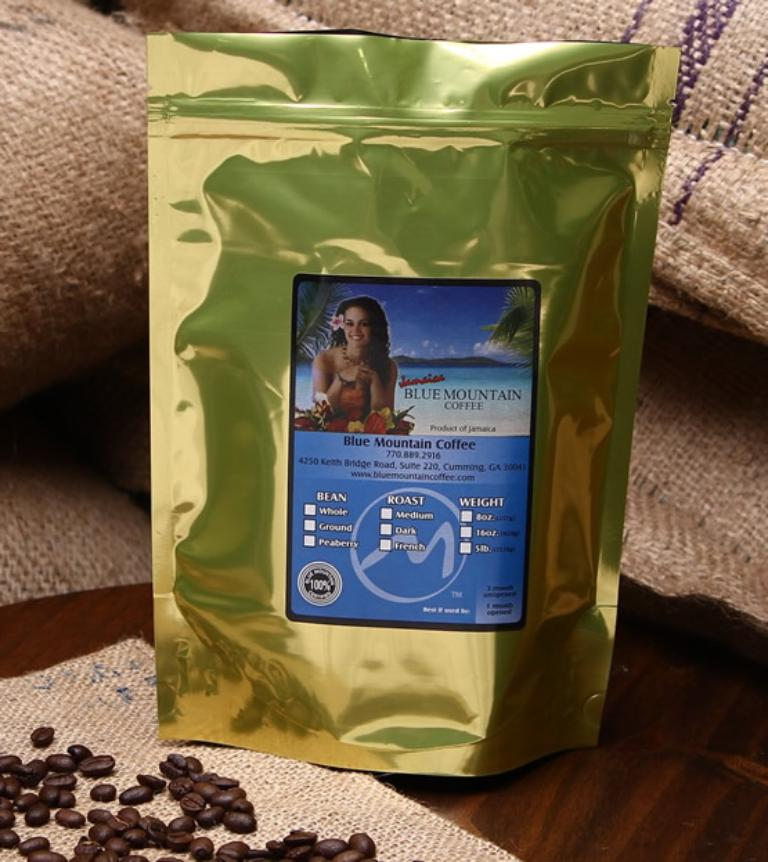 Mavis Bank 100% Blue Mountain Peaberry Coffee