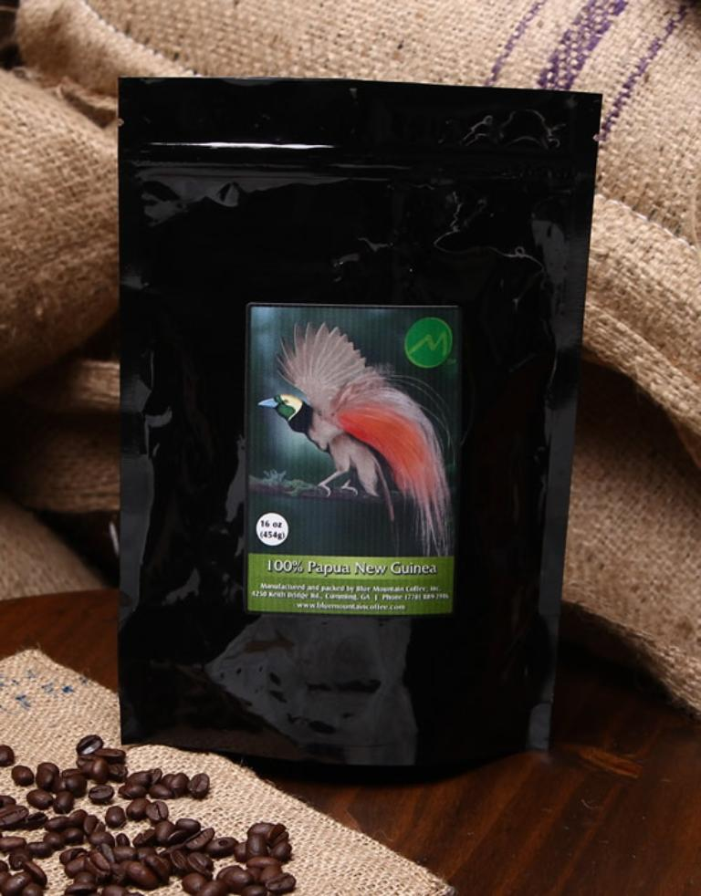 Papua New Guinea Organically Grown