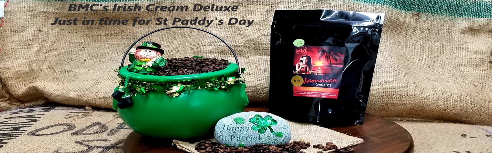 St Paddy's Day Coffee